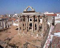 El templo de Diana