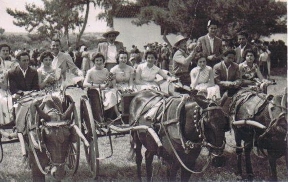 San Isidro en Talavera la Real.
