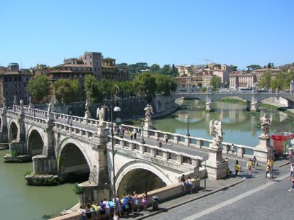 Puente Sant Angelo (Roma)