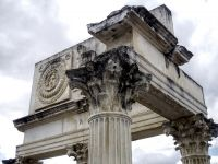 Templo a Diana.