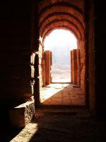 Atardecer en Petra