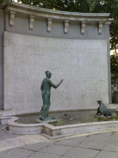 estatua madrileña
