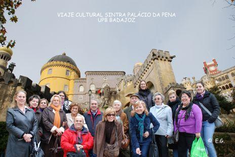 Viaje Cultural Sintra-Lisboa