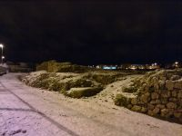 Circo Romano nevado