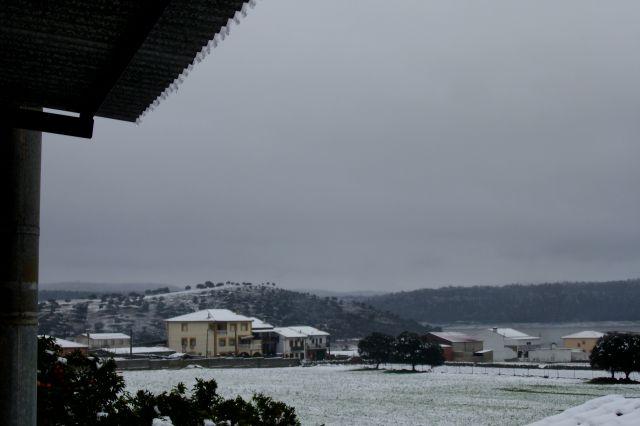 Nieve en helechosa