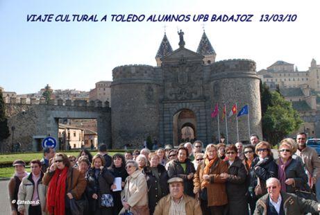 Viaje Cultural a Toledo 13/3/2010