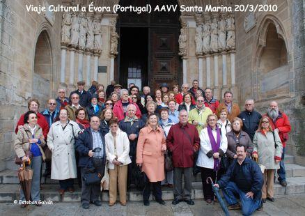 Viaje Cultural a Évora