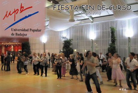 Fiesta Fin de Curso UPB Badajoz