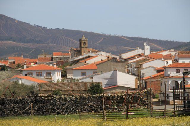 Vista parcial villa del campo fotos de tu pueblo for Villas del campo