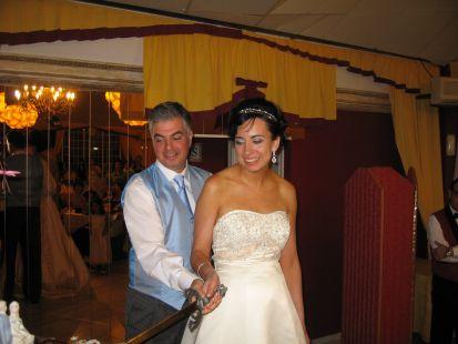 1º aniversario de boda.