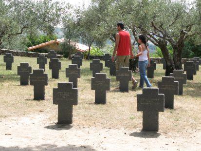 Cementerio de Yuste