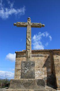 La Cruz del Alto la Iglesia