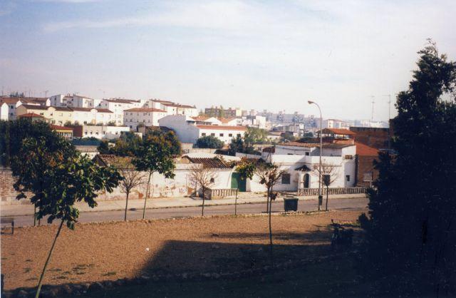 1996 - Fachada de la Piscina Conde