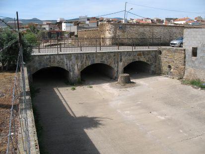 Puente de Santa Ana , Valdelacasa de Tajo