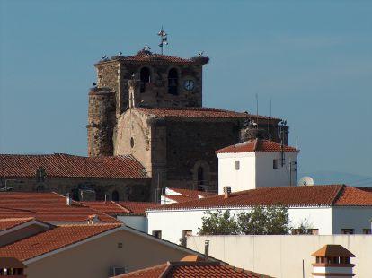 Iglesia de Almaraz