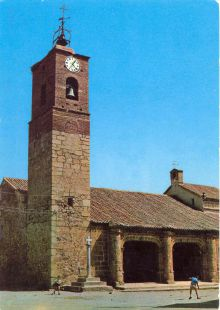 Iglesia de Valdelacasa de Tajo