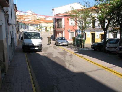 Calle Libertad , Aliseda