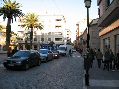 Calle Urbano Gonzalez Serrano , Navalmoral