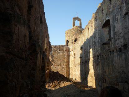 Castillo de Arribalavilla