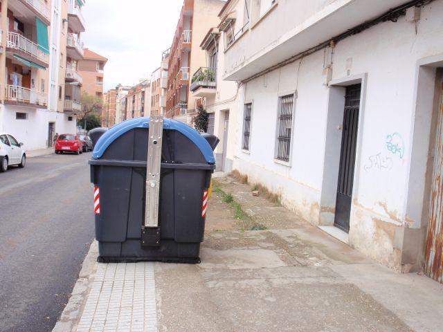 ¿y peatones, coches de bebés y sillas de inválidos?
