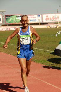 Felicidades Presidente Club Maratón Badajoz