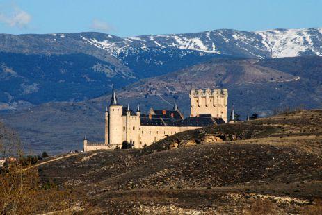 El Alcazar de Segovia