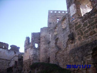 castillo de belis de monroy