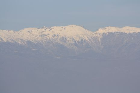 sierras   nevada