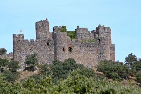 castillo para la historia