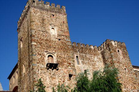 castillo de mi pueblo