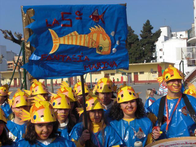 Carnaval en Los Maristas