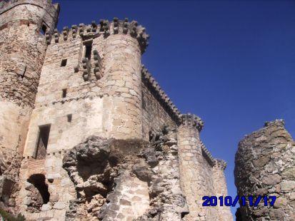 castillo de monrroy