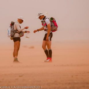 MARATHON DES SABLES 2011