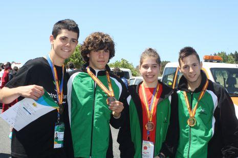 Judo-Nuestros medallistas