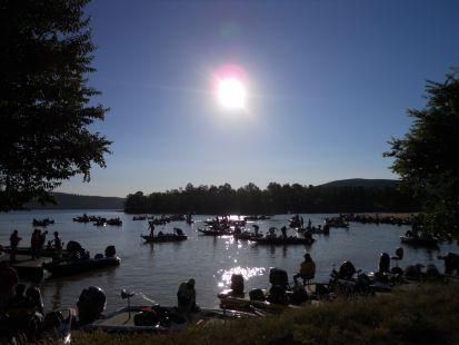 Campeonato de Pesca en Cíjra