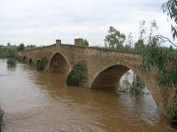 Puente roto -Gévora