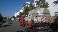 2 vehículos calcinados en menos de 15 días en la Barriada Suerte de Saavedra.