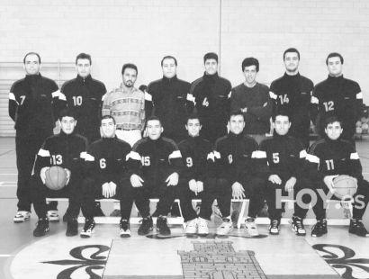 Club de Baloncesto de Campanario del 1996