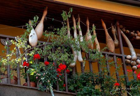 Balcón de La Vera