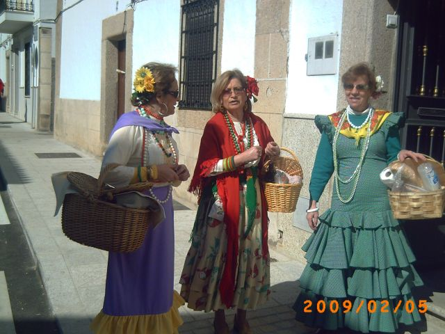 FIESTA DE LA PATATERA
