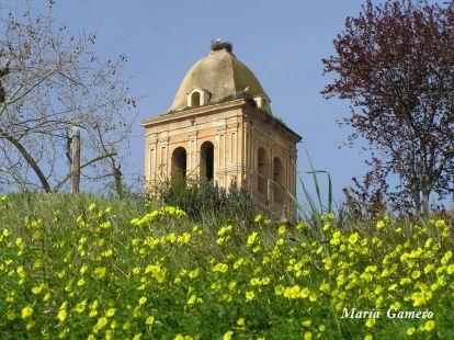 Santa María en primavera