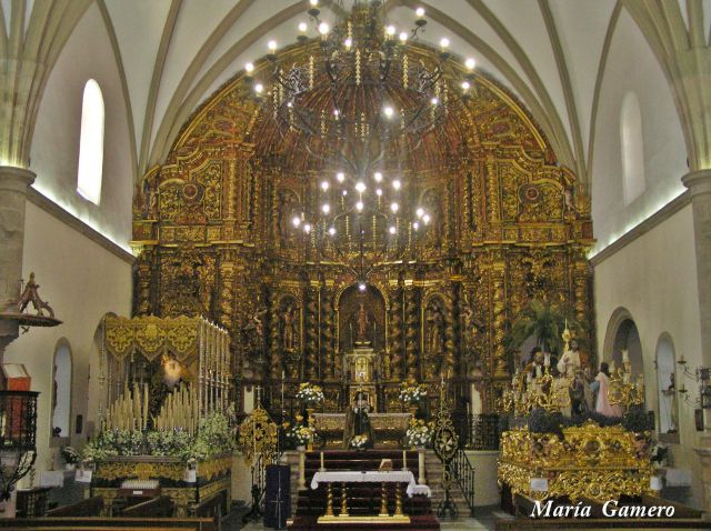 Retablo de Santa Catalina