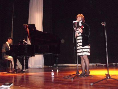Recital transfronterizo en Elvas