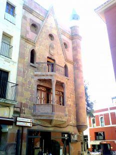 Casa Manjuli.