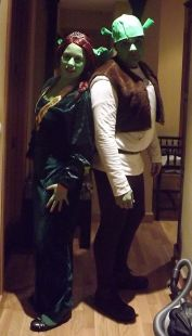 Shrek Y Fiona