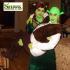 Shrek Y Fiona en La Ciénaga