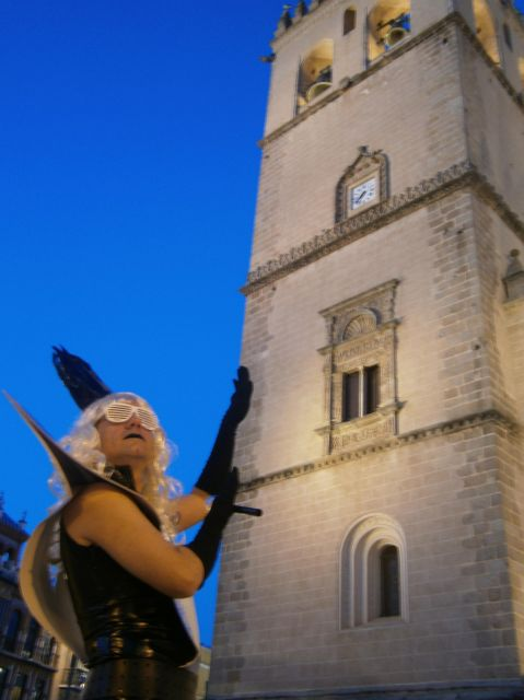 GAGA LOVES BADAJOZ