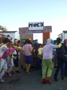 bar simpsons moe's
