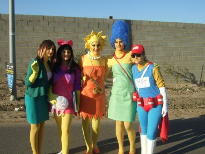 chicas simpsons