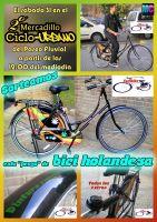 Sorteo de bici holandesa